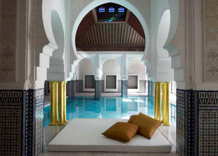 Honeymoon celebration morocco tour