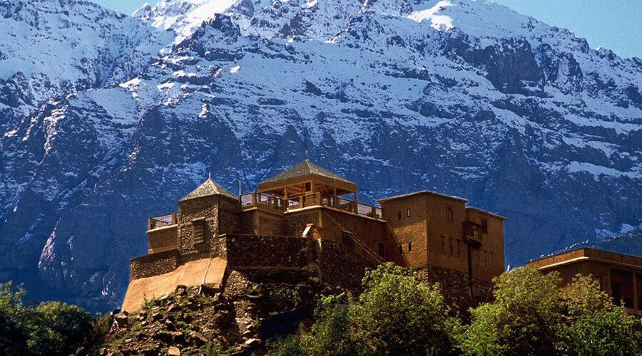 Moroccan Berber Villages travel link morocco