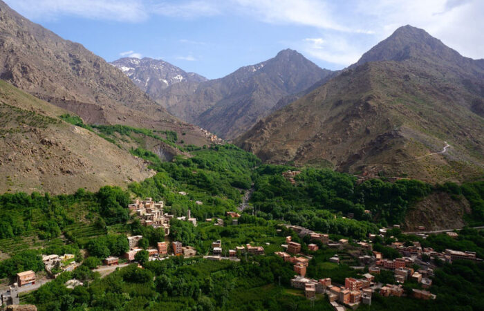 Moroccan Valleys and Berber Villages travel link morocco