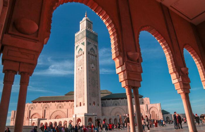 casablanca travel link morocco