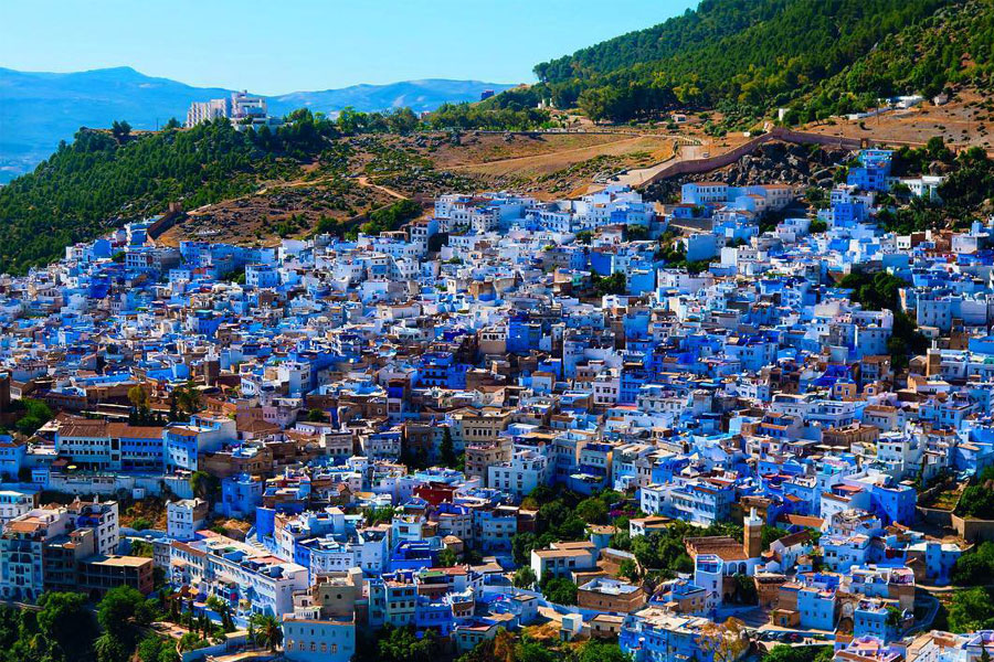 chefchaouen travel link morocco