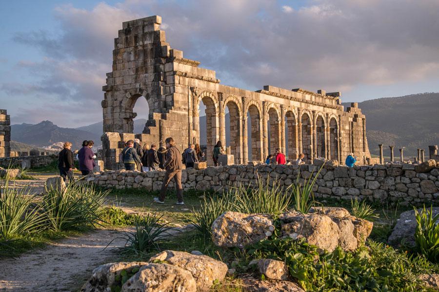 fes meknes travel link morocco