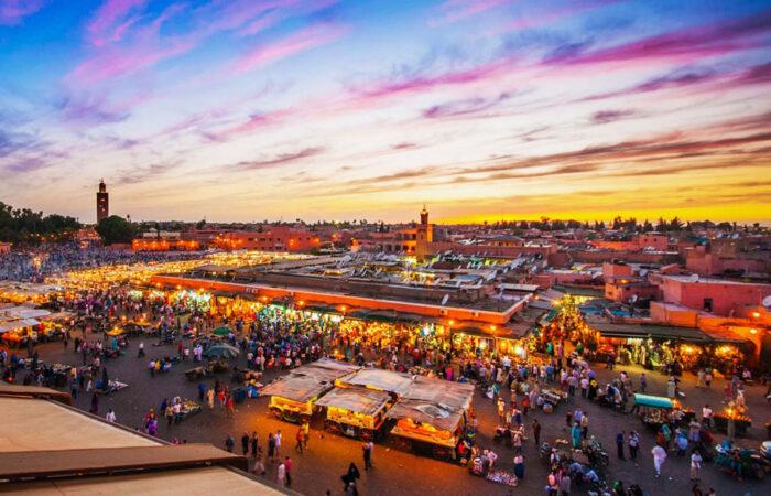 marrakech travel link morocco