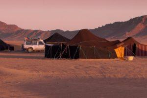 nomad tente desert morocco zagora