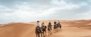 Best month to visit desert morocco