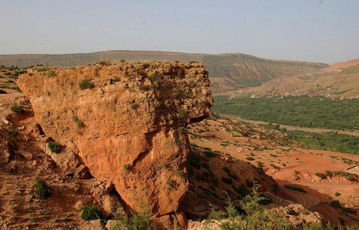 errachidia desert morocco